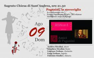 Paganini, la Meraviglia