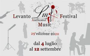 29ª Edizione Levanto Music Festival - Amfiteatrof