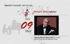 """M. Damerini in """"Wiener Atmosphāre"""""""