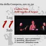 Cadira Trio al Levanto Music Festival